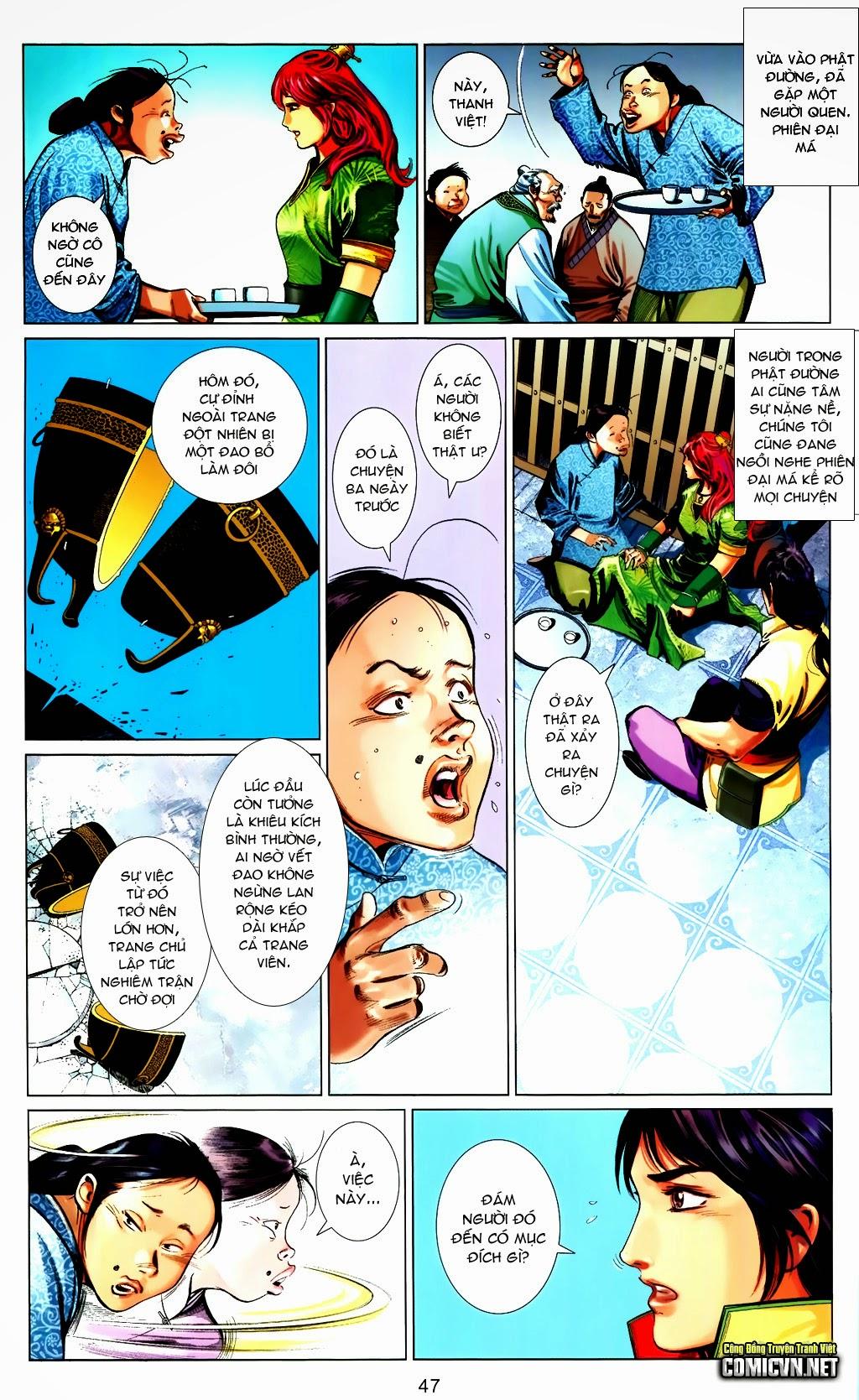 Phong Vân Chap 663 - Trang 47