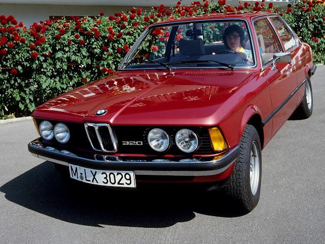 BMW 320 1975