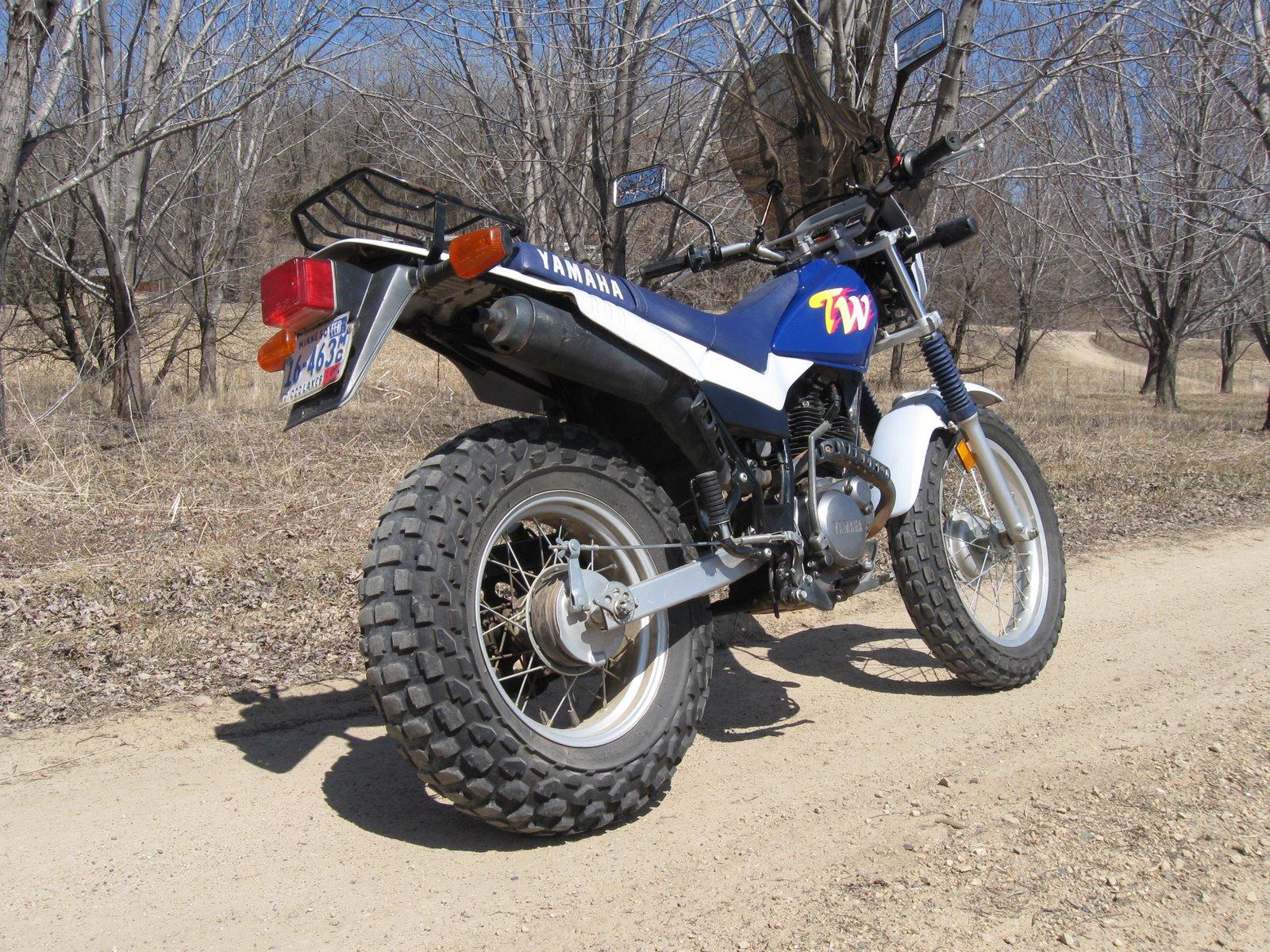 Coop's Corner: Yamaha TW200 .....the little mule