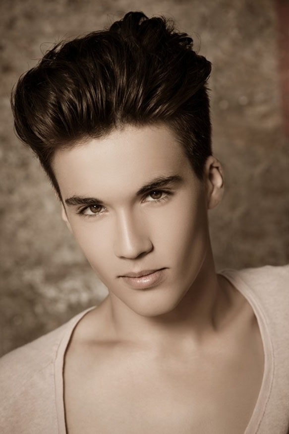mens hairstyles for short thick hair haircuts pictures
