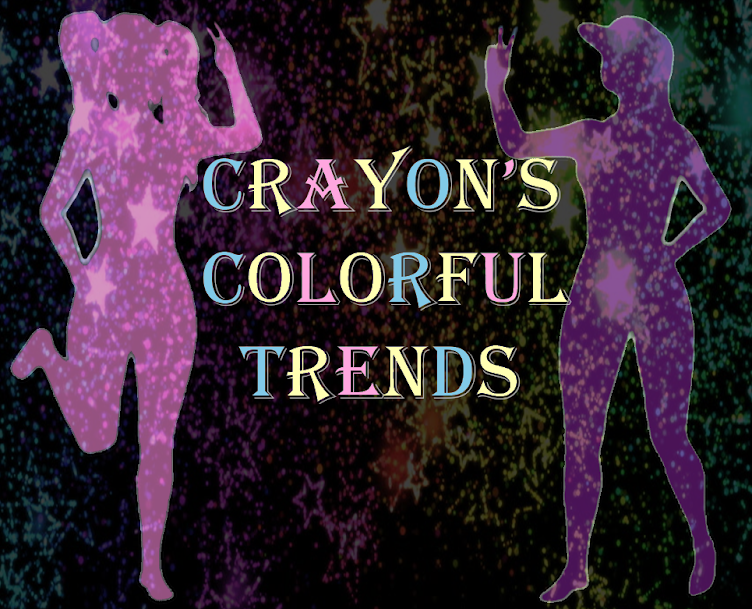 Crayon's Colorful Trends