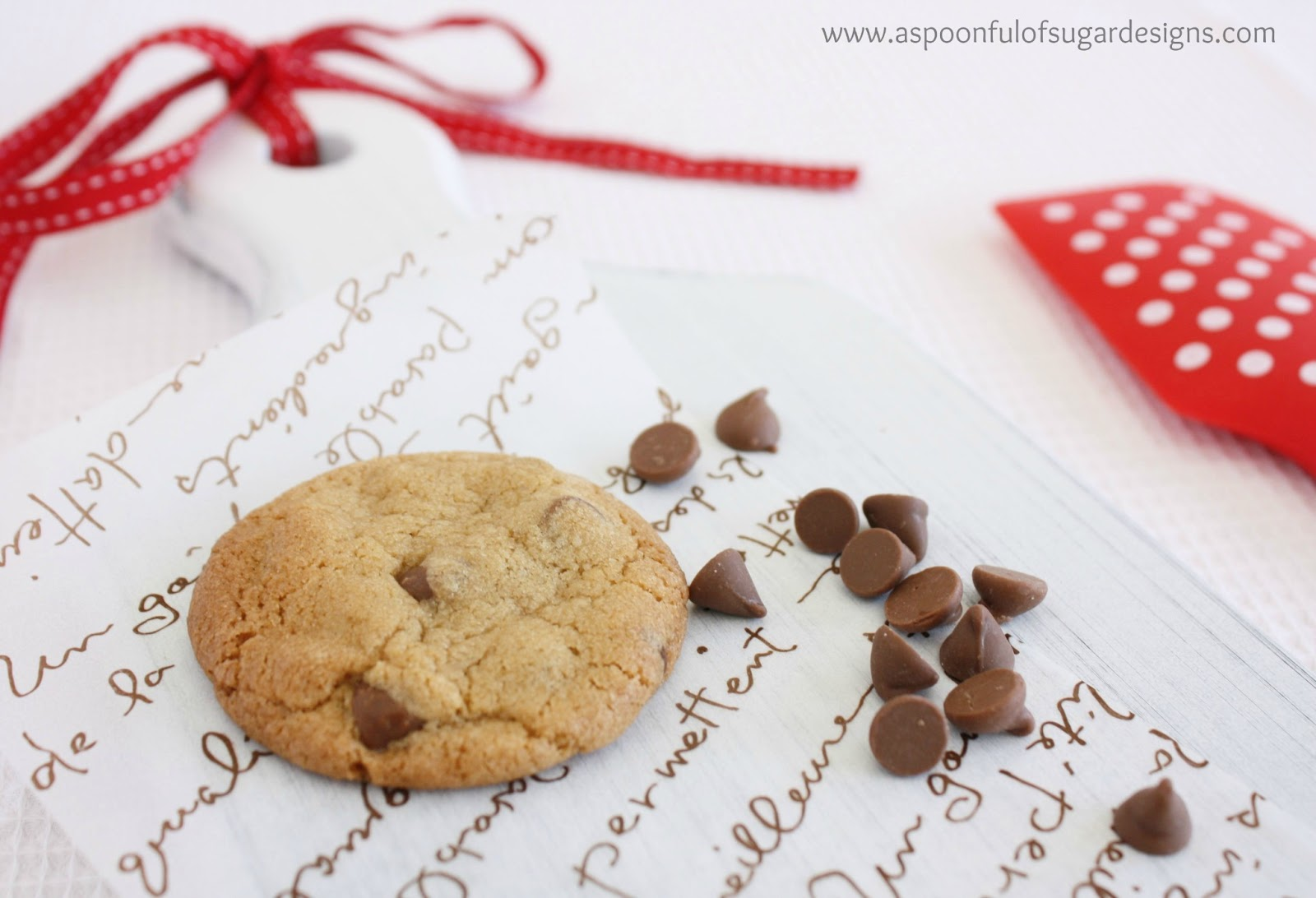 Browned Butter Chocolate Chip Cookies - A Spoonful of Sugar