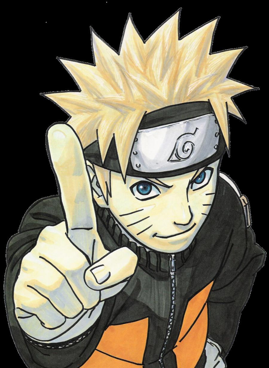 Transparent Naruto