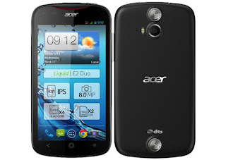 Acer Liquid E2, new smartphone in 2013