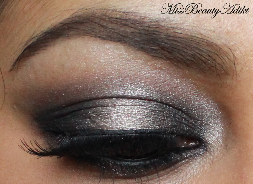 ... Two Toned Smokey Eye Makeup Using Urban Decay Naked 2 Palette