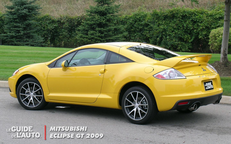 2011 Mitsubishi Eclipse Concept