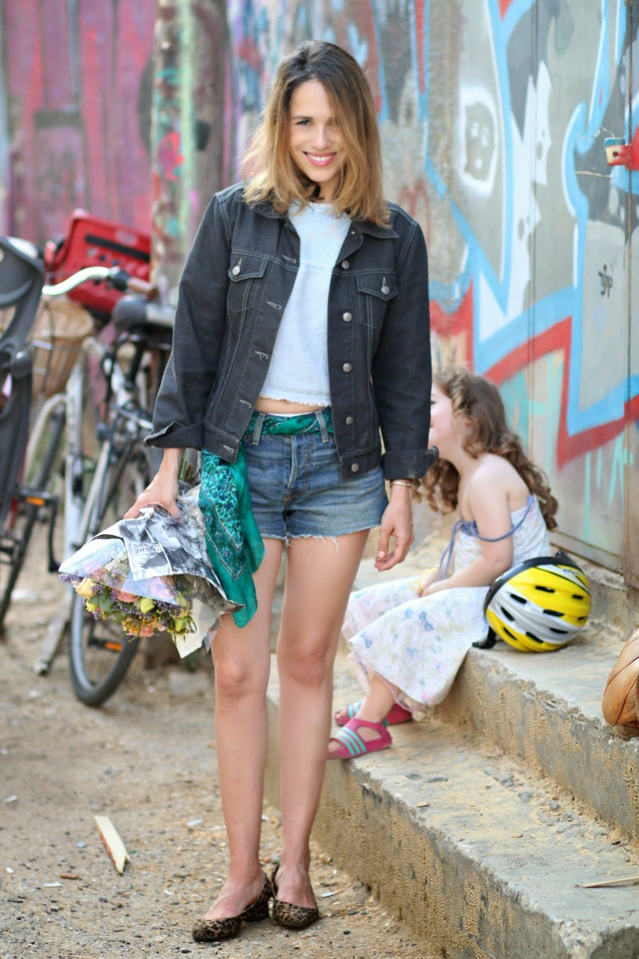 frayedhem, spring2015, bike, wear, ootd, levis501, fashionblog, denim, ootd, streetstyle, fashiontelaviv