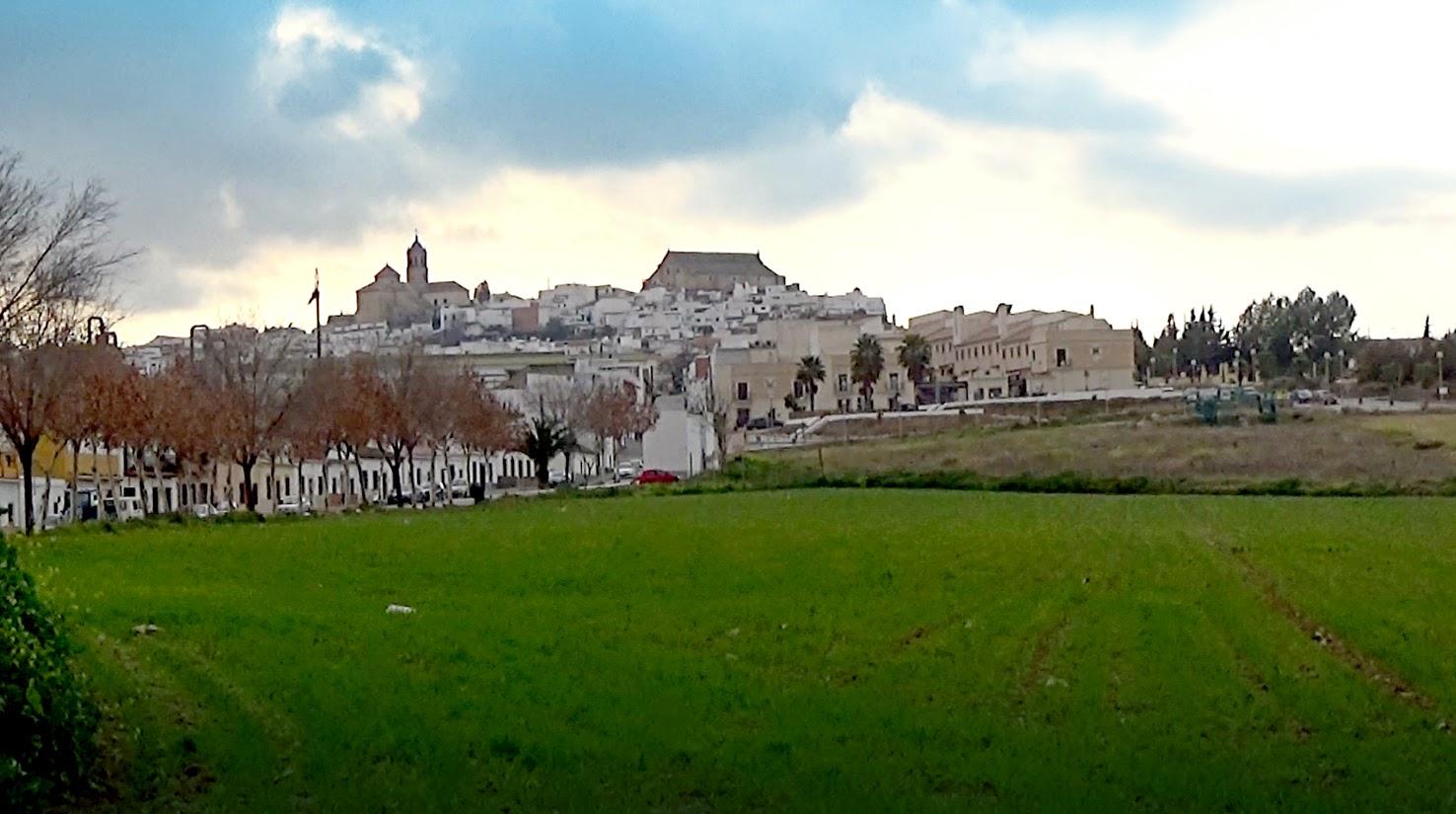 Vista desde el Convento de San Lorenzo
