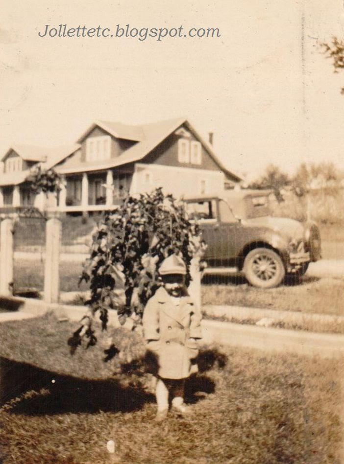 Orvin Davis Jr. 1928 Shenandoah, Virginia