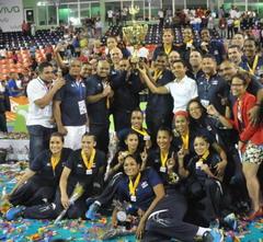 XV Copa Panamericana de Voleibol Femenino