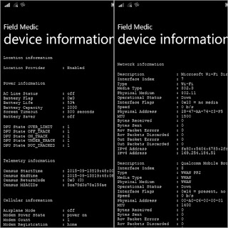 Field medic result WP 10 on lumia 625H, Setting, tools, upgrade, windows, mobile phone, mobile phone inside, windows inside, directly, setting windows phone, windows mobile phones, tools windows, tools mobile phone, upgrade mobile phone, setting and upgrade, upgrade inside, upgrade directly