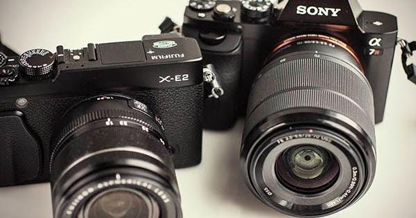 An unfair comparison? -- the Fuji X-E2 vs the Sony A7r