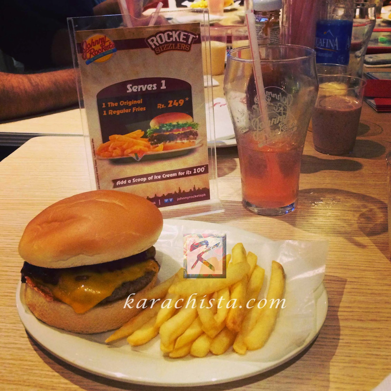 Johnny Rockets Karachi