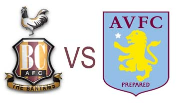 Prediksi Skor Bradford City Association FC vs Aston Villa 09 Januari 2013