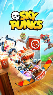 Screenshots of the Sky punks for Android tablet, phone.