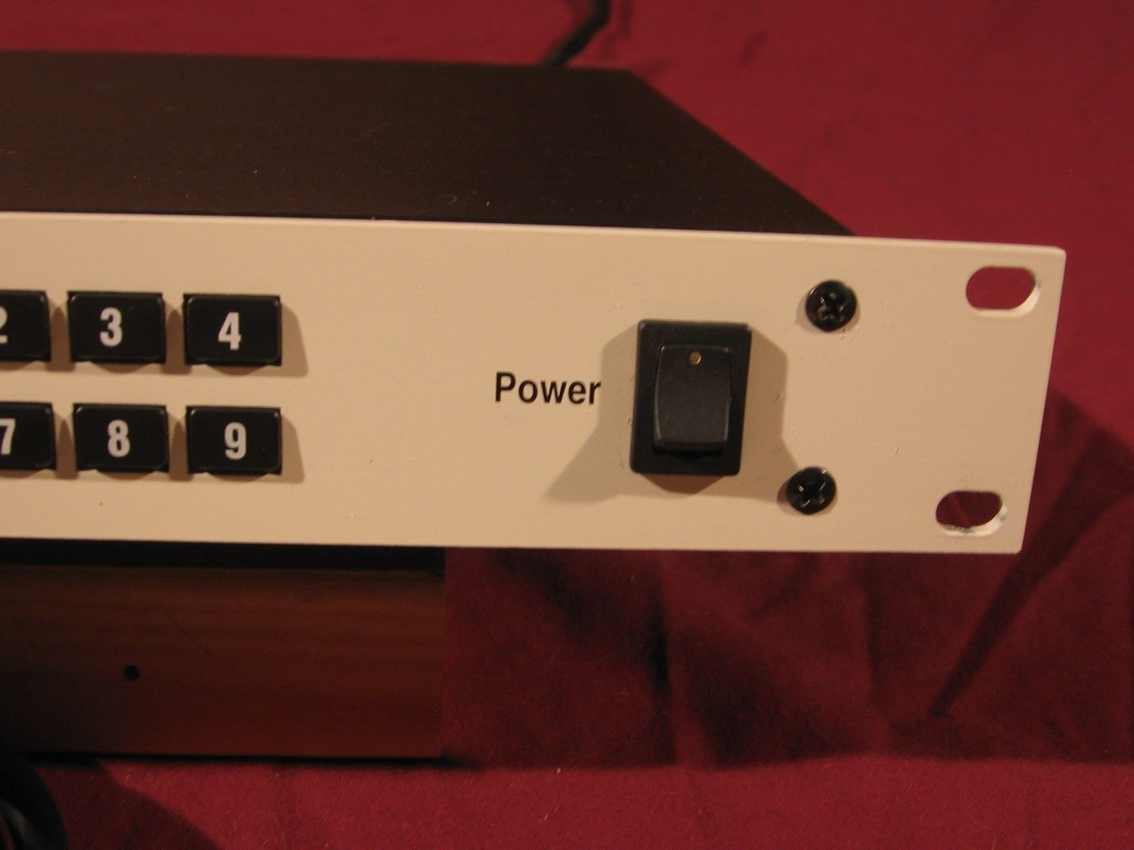 matrixsynth oberheim matrix 1000 analog rack mount synth with original box  manual   patch Oberheim VST Matrix 1000 Editor