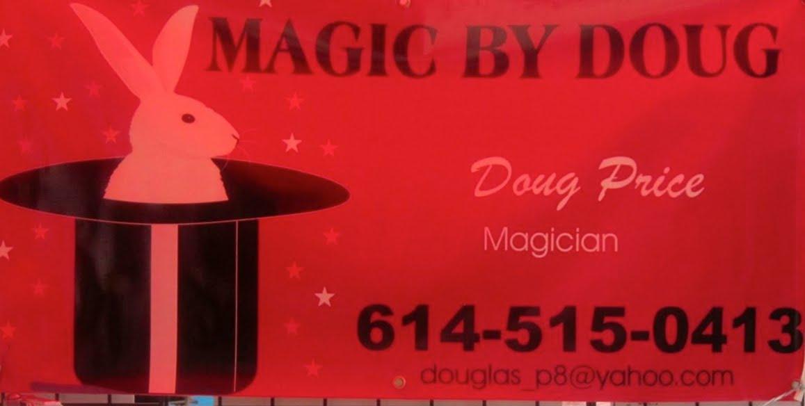 Local Magician<br>Doug Price