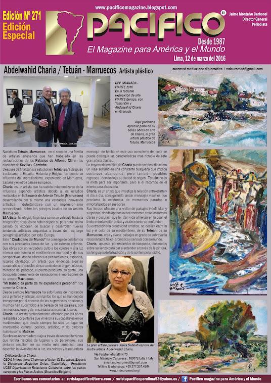 Revista Pacífico Nº 271 Edición Especial 2