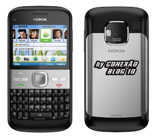 Como desbloquear celular Nokia E5 da Vivo