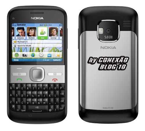 Como configurar internet no celular Nokia E5 Vivo,claro,tim e Oi