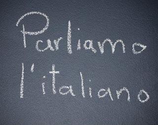 limba italiană