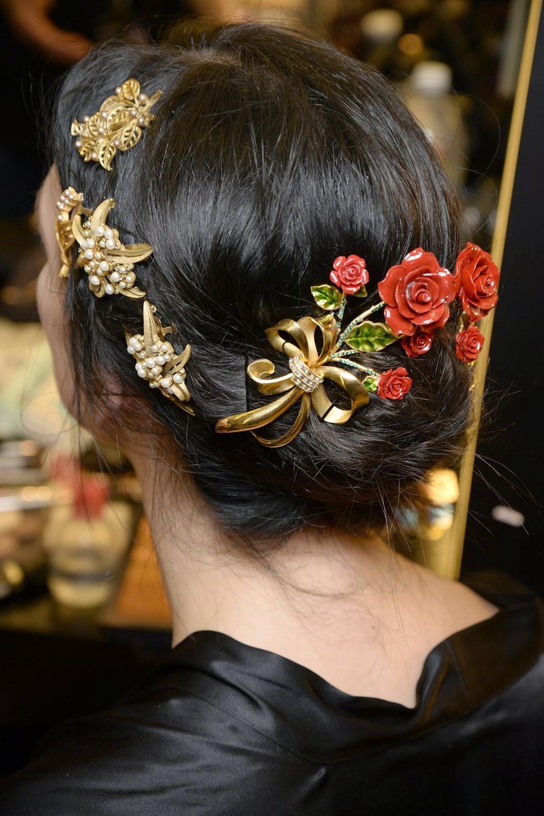 Fashion Runway Dolce And Gabbana Fall Winter 2015 16