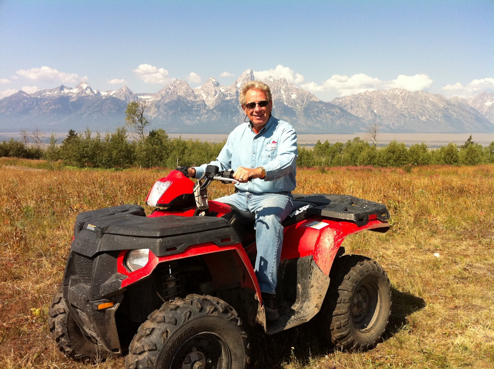 Koch Pence Motor Home Travel 2011 The Grand Tetons And