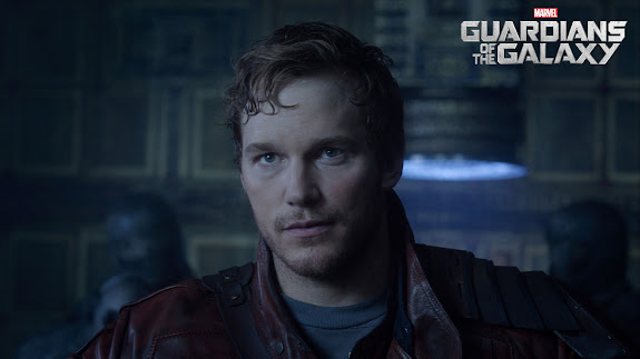 chris pratt as peter quill / star-lord guardians of the galaxy