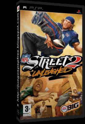 NFL Street 2 Unleashed [Full] [1 link] [Ingles] [PSP] [FS]