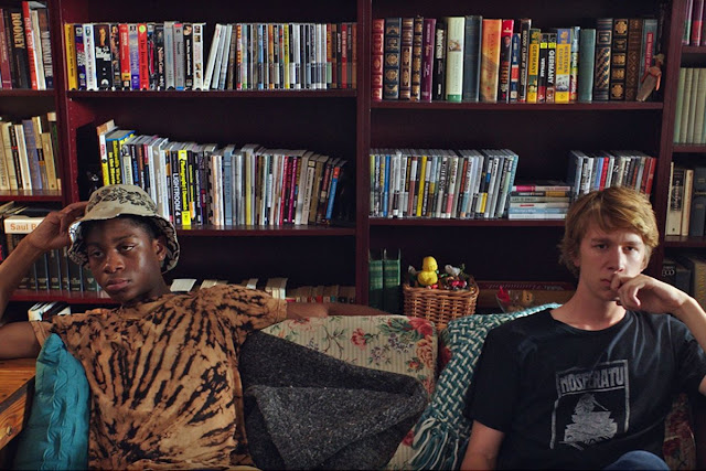 Me and Earl and the Dying Girl library
