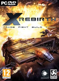x rebirth pc game cover X Rebirth RELOADED + Update v1.12 Hotfix Bat