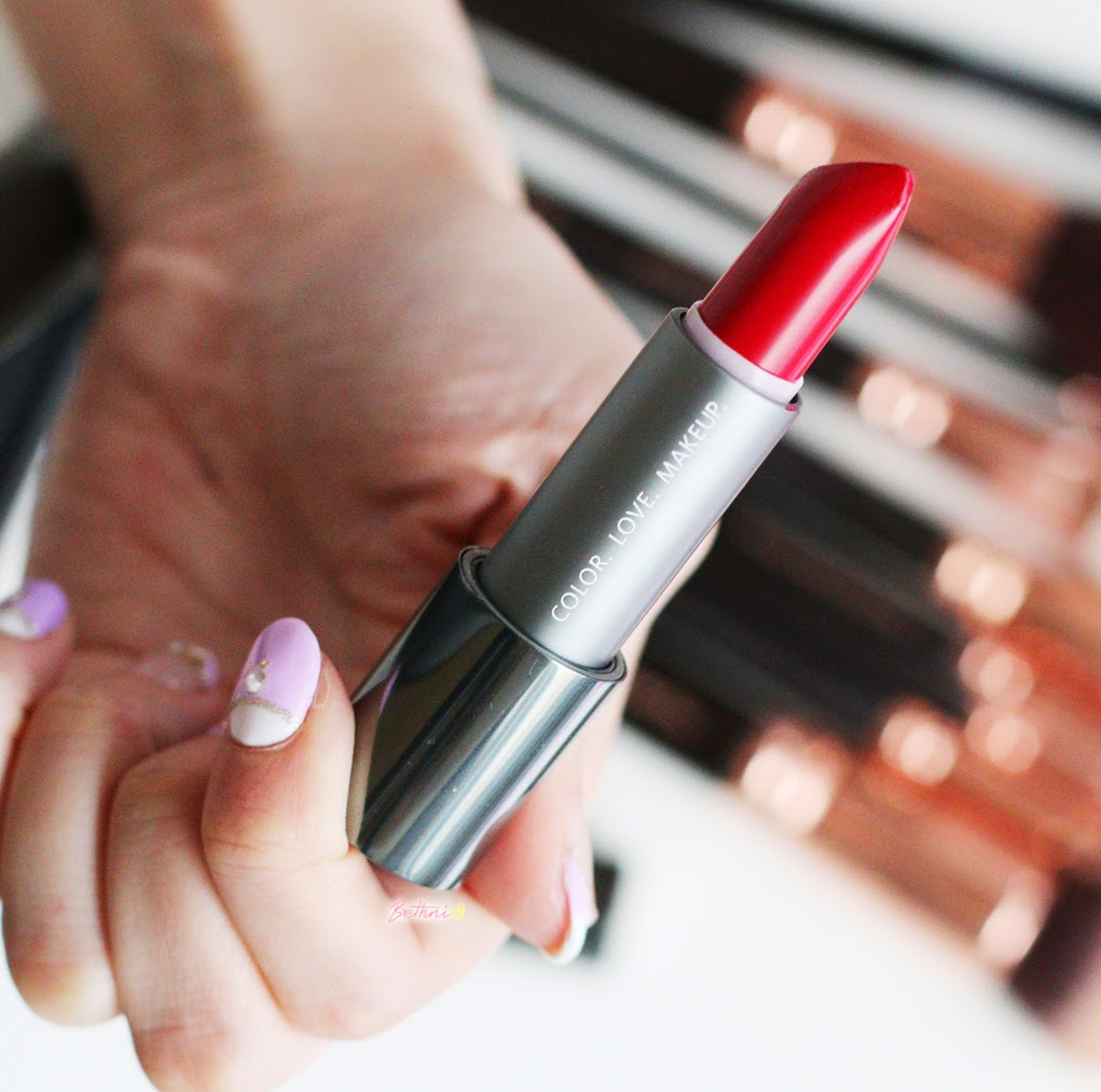 Luxe Cream Lipstick - Cooling Passion