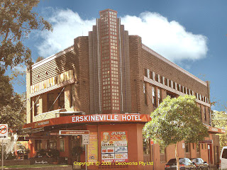 The Erskineville hotel