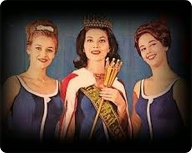 TOP TRES MISS BRASIL 1962