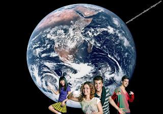 Wallpapers dos Morangos com Açucar Jovens atores em fundo de tela Verão Planeta Terra