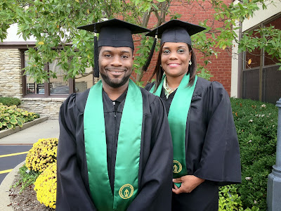 Kim Thornhill, Dexter Thomas, Union Institute & University