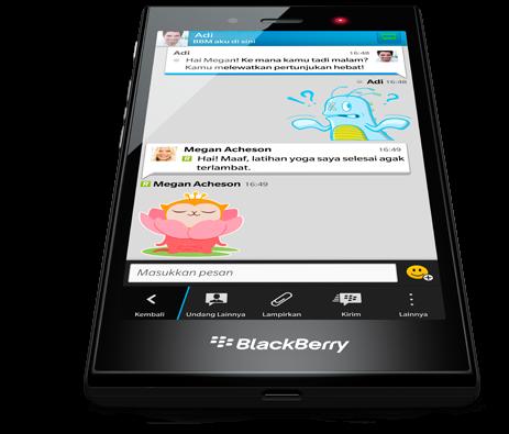 Review BlackBerry Z3 Jakarta Edition Harga dan Spesifikasi