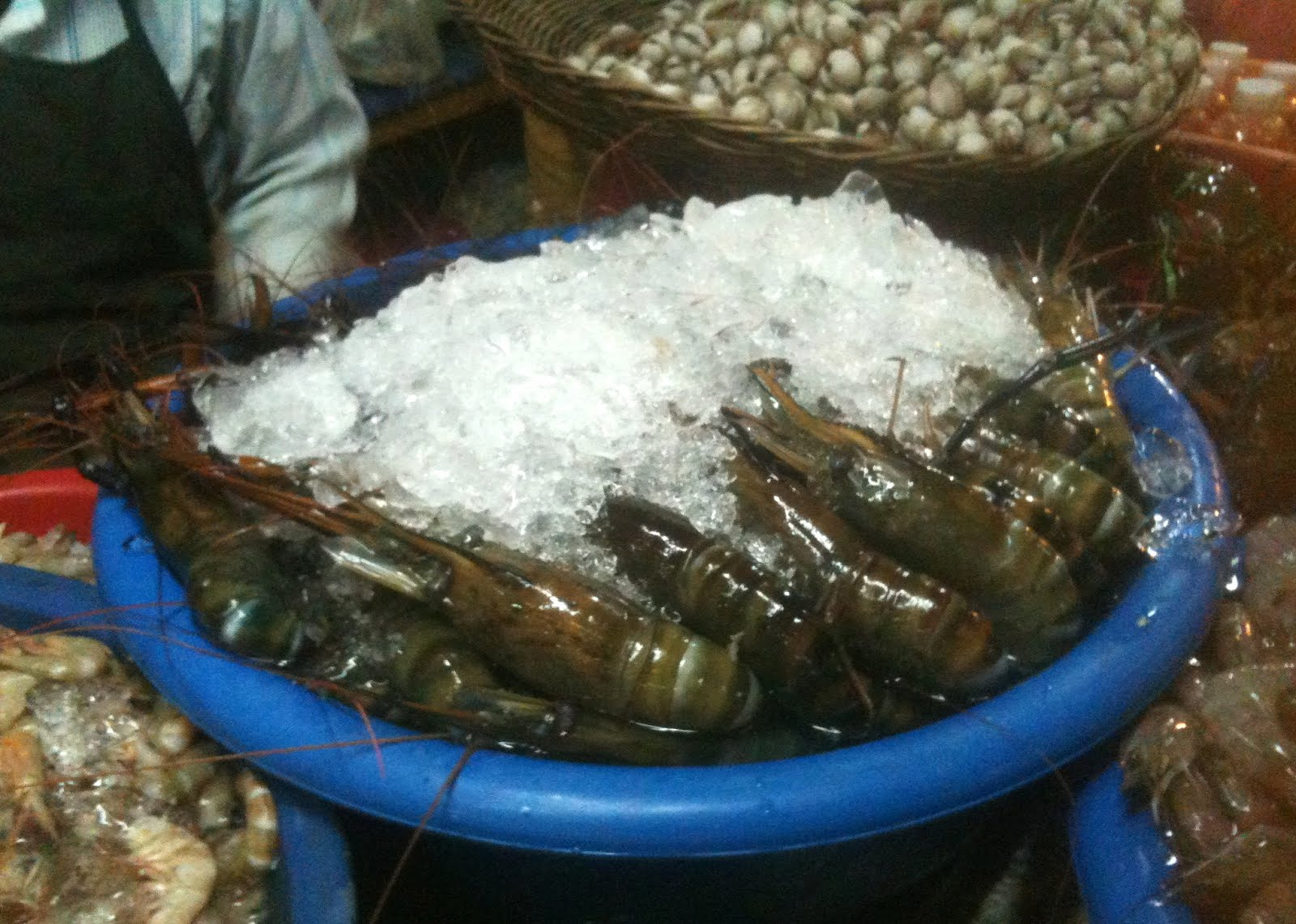 Freshwater fish bream - Fermented Fish And A Tour Of The Market With One Of Cambodia S Top Chefs