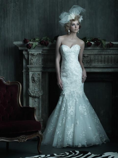 WEDDING DRESS BUSINESS: February 2012