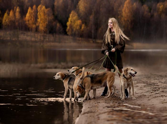 Elena Shumilova. Fotografías