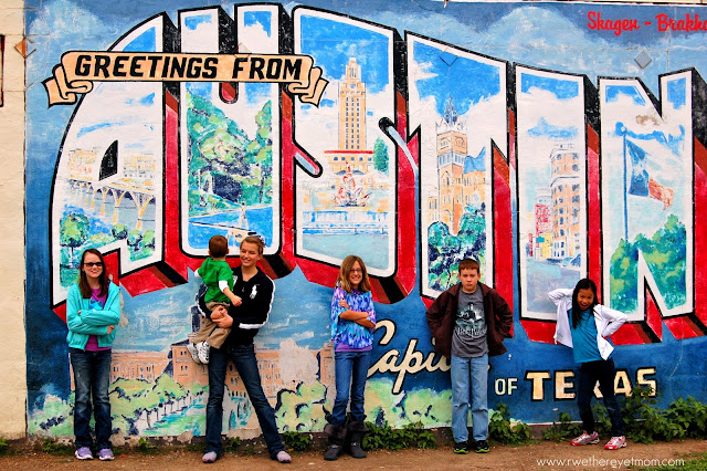 One of most popular photo spots in wichita is new mural for Austin mural wall