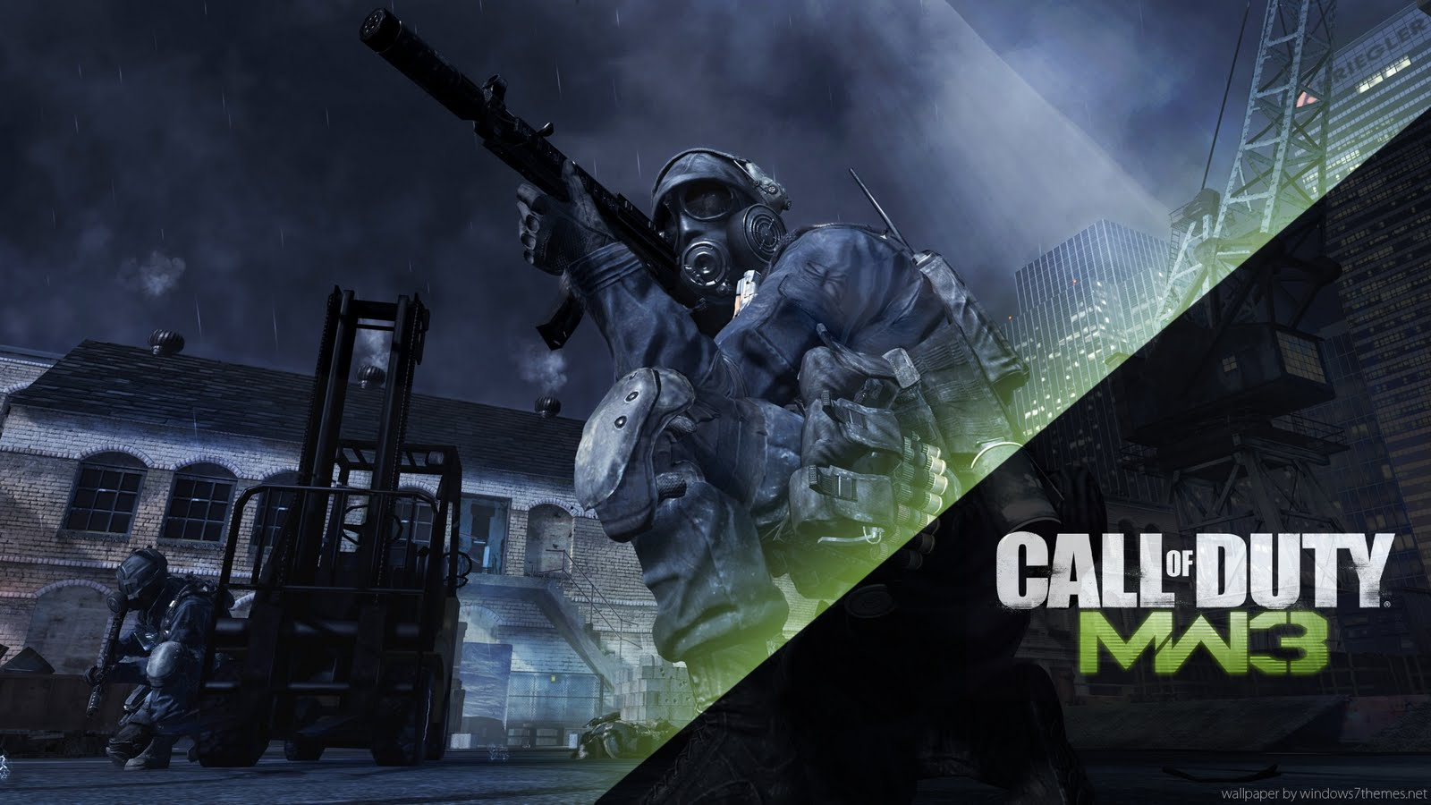 All About Football Mw3 Hd Wallpaper