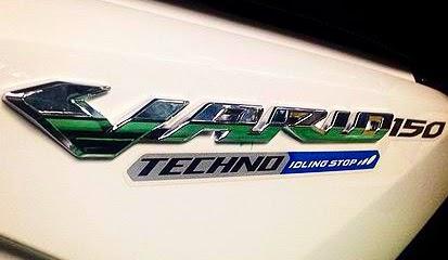 Vario Techno 150 cc