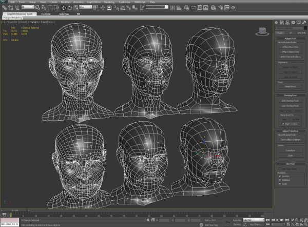 3d studio max tutorials: