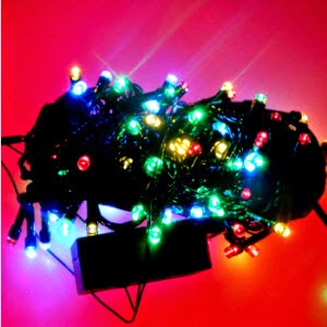 Pepperfry: Buy Decorative Multicolored LED Lights-7 Metres at Rs.99