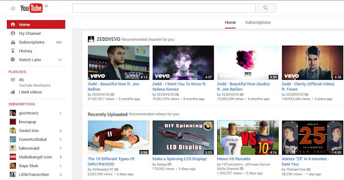 Youtube tipsn - menghemat kuota