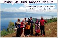 Pakej Percutian Muslim Medan