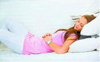 posisi tidur nyenyak dan menyehatkan