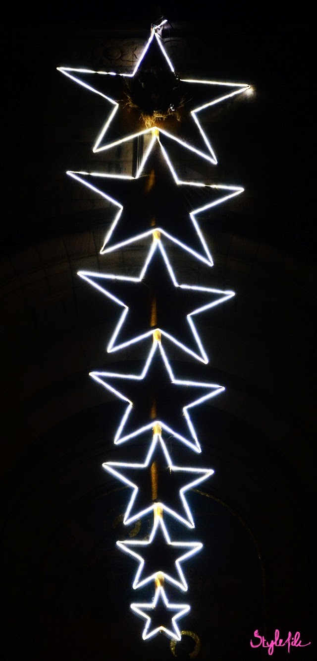 christmas, lights, star, decor, lifestyle, style file india