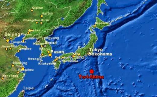 Jepun keluarkan amaran thunami kecil susulan gempa yang melanda di Selatan Tokyo